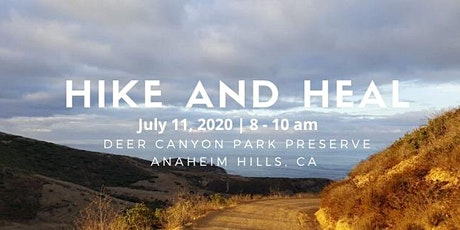 Hike and Heal OC for Women tickets