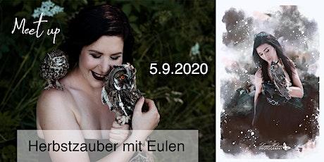 """Meet up """"Herbstzauber mit Eulen"""" Tickets"""