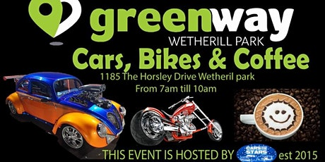 Greenway Cars & Coffee tickets