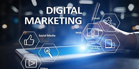 Workplace Digital Marketing Training tickets