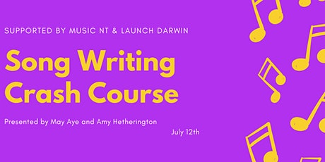 Songwriting Crash Course (ages 12-18) tickets
