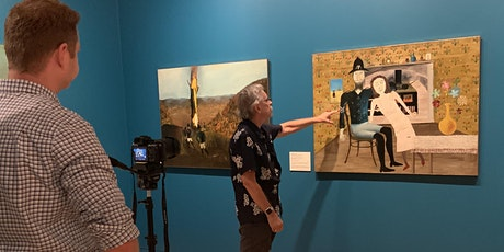 Guided tour of Sidney Nolan's Ned Kelly series tickets