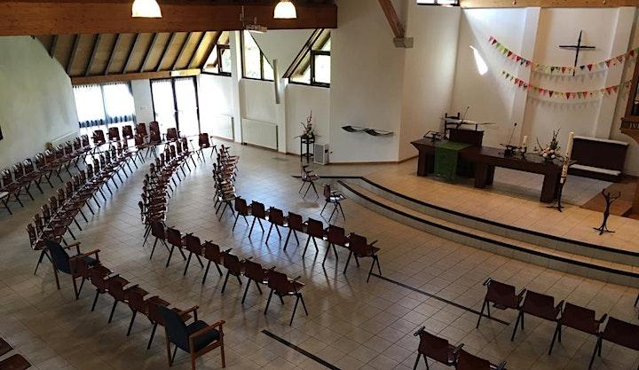 Afbeelding van Kerkdienst in De Hoeksteen