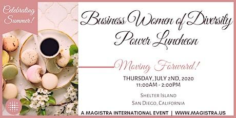 The 2020 Women of Diversity Power Luncheon - San Diego tickets