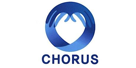 Chorus Seoul 2020 tickets