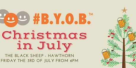 B.Y.O.B. Christmas in July tickets