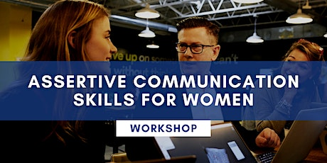 Assertive Communication Skills for Women - PERTH tickets