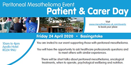 Peritoneal Mesothelioma Event tickets