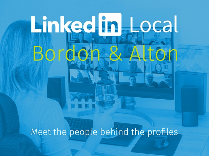 LinkedIn Local  Bordon and Alton Online image