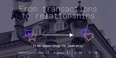 Subscription Business - from transactions to relationships tickets