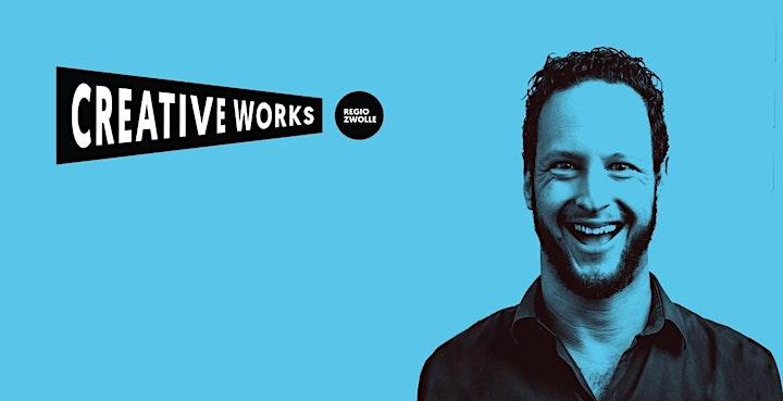 Afbeelding van Keynote Creative Works: Boris Nihom @ PROTO Zwolle 2020