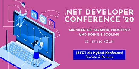 DDC - .NET Developer Conference 2020 Tickets
