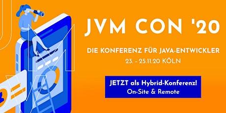 JVM-Con - Die Konferenz für Java-Entwickler 2020 Tickets