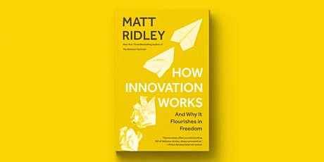 How innovation works tickets