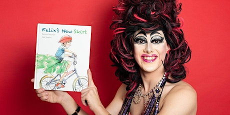 DRAG QUEEN STORY HOUR UK PIZZA PARTY tickets