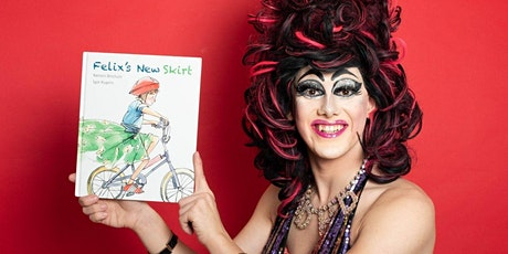 DRAG QUEEN STORY HOUR UK AFTERNOON TEA tickets