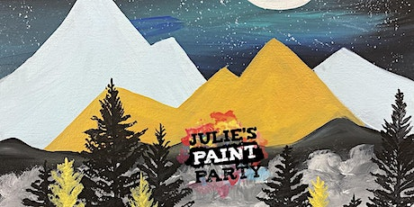MOON MOUNTAINS- Virtual Paint Party tickets