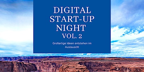 Digital Start Up Night x Unternehmertum Vol. 2 Tickets