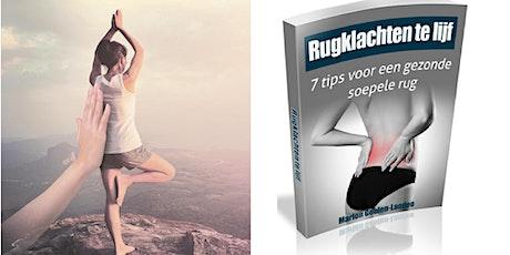 Ruggesteun Training tickets