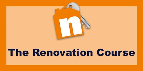 The NSBRC Guide to Renovation Projects - Online Course tickets