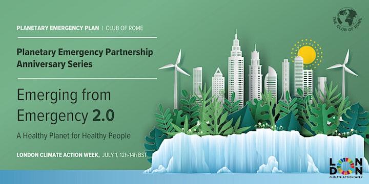 LCAW 2020: Planetary Emergency Partnership Anniversary Series image