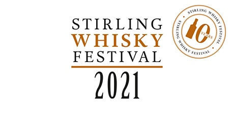 Stirling Whisky Festival 2021 tickets