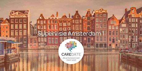 Supervisie Amsterdam 1 - bijeenkomst 5 tickets