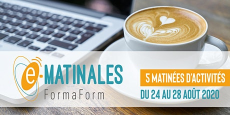 [E-Matinales] SKETCH'PLICATION : traduire un processus en illustrations billets