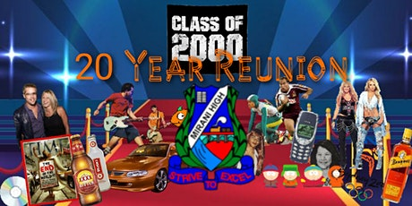 Mirani High Class of 2000, 20 Year Reunion tickets
