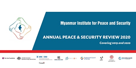 Annual Peace & Security Review 2020 tickets