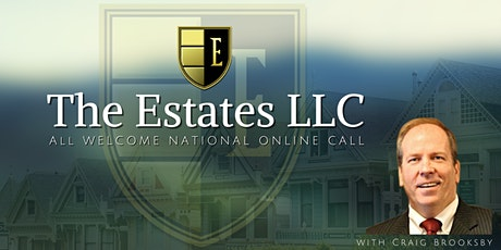 Free Real Estate Educational Call for Beginner -  Every Tuesday 7 PM EST tickets