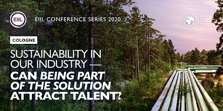 Sustainability in Industry - Can being Part of the Solution Attract Talent? tickets