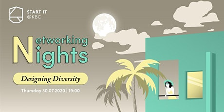 Networking nights - Designing Diversity tickets