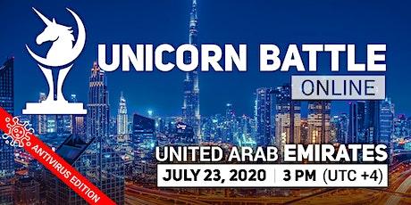 Unicorn Battle in the United Arab Emirates tickets