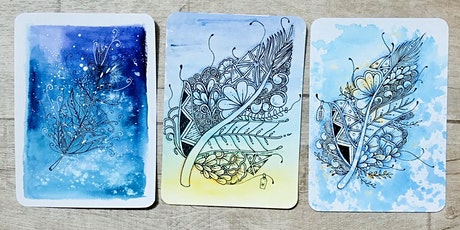 Tangled Feather Class: 12th July 2020 tickets