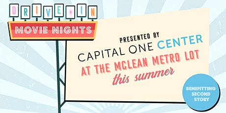 Capital One Center's Summer Drive-In Movie Nights: Men In Black tickets