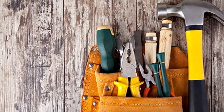DIY and Home Maintenance Course, 10am-4pm tickets