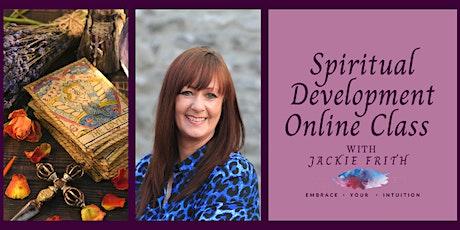 Spiritual Development Online Class tickets