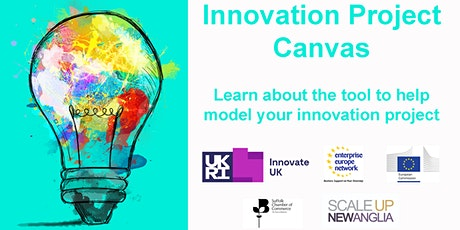 Innovation Project Canvas - A Valuable Tool for Innovation Projects tickets