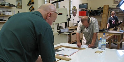 Basic Woodwork and DIY Course, 9am-5pm