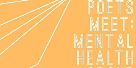 Poets Meet Mental Health (Meet Up Group) tickets