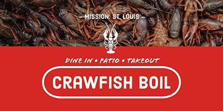 Mission: St. Louis Crawfish Boil tickets