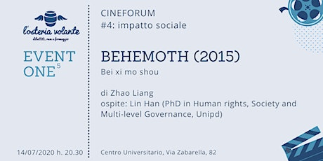 EVENTONE^5: Behemoth (2015) tickets