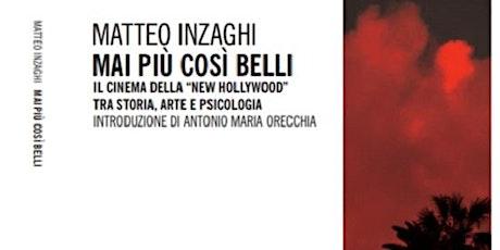 """MATTEO INZAGHI PRESENTA: """"MAI PIÙ' COSI BELLI"""" biglietti"""