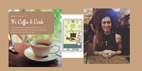 Coffee & Tarot Cards Clairvoyant Readings tickets