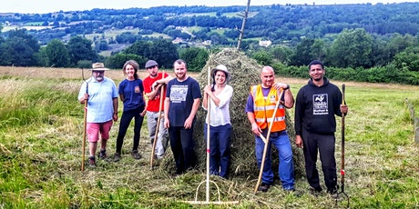 Traditional Scything Course tickets