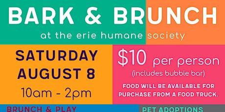 Bark & Brunch tickets