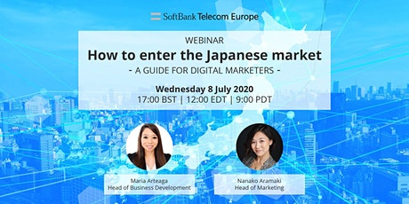 How to enter the Japanese market - a guide for digital marketers tickets