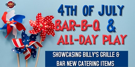 4th of July All-Day Play Bar-B-Q tickets