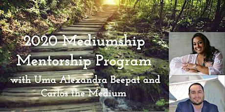 Mediumship Mentorship Program 2020 tickets